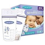 Lansinoh Muttermilch Aufbewahrungsbeutel - 50 Beutel