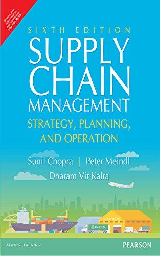 Supply Chain Management, 6/e