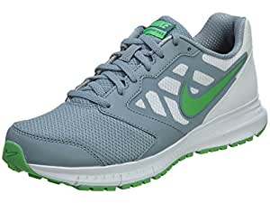 Nike Downshifter 6 Msl Mens Dove Grey / Poison Green / White 10 D(M) US