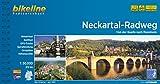 Neckar-Radweg: Von der Quelle nach Mannheim 1:50.000, 367 km. GPS-Tracks-Download, wetterfest/reißfest (Bikeline Radtourenbücher)