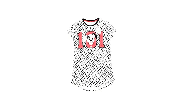 Ladies Primark Disney 101 Dalmatians Dogs Nightdress T-Shirt Nightwear Women/'s.