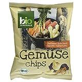 BioZentrale Bio Gemüse Chips, 90 g