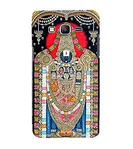 Print Masti Designer Back Case Cover for Samsung Galaxy Core Prime :: Samsung Galaxy Core Prime G360 :: Samsung Galaxy Core Prime Value Edition G361 :: Samsung Galaxy Win 2 Duos Tv G360Bt :: Samsung Galaxy Core Prime Duos (Crown Hindu God Black Background)