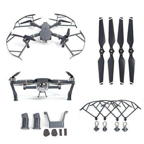 vovotrade-gps-tracker-bracket-tracer-holder-locator-heightened-landing-gear-protector-guard-props-pr
