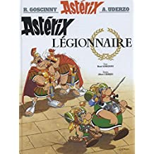 Asterix in French: Asterix legionnaire