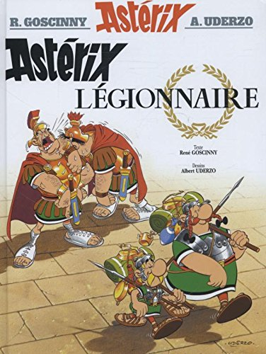 Astérix - Astérix légionnaire - n°10