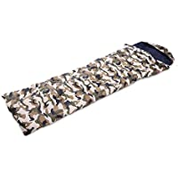 Wenquan,Saco de Dormir Resistente al Aire Libre del sobre del Camuflaje del Empalme Plegable