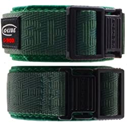 Original Casio G-shock Glide Green Velcro Nylon Replacement Watch Band 23-24mm Dw 003 Casio G-shock Glide Green Velcro Nylon Replacement Watchband 23mm Dw 003 or Any Dw Gshock Watch