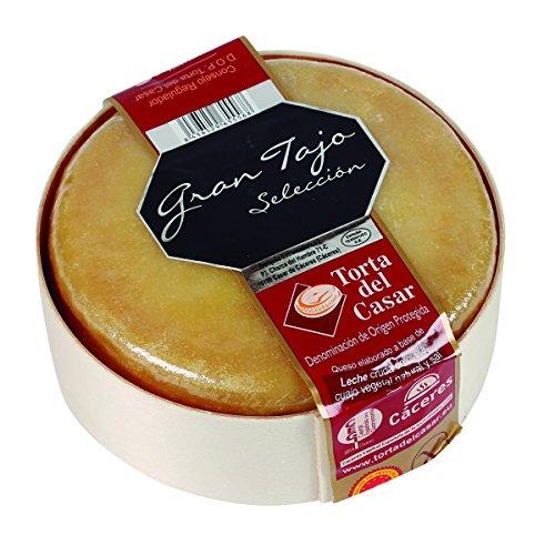 GRAN TAJO torta del casar queso a base de leche cruda de oveja pieza 650 gr