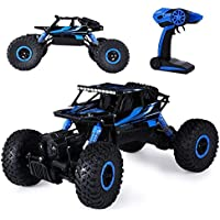 Lynrc HB P1803 Rock Crawler Buggy Hors Route 4WD Voiture RC Radiocommandée 25km/h - Bleu - Compare prices on radiocontrollers.eu