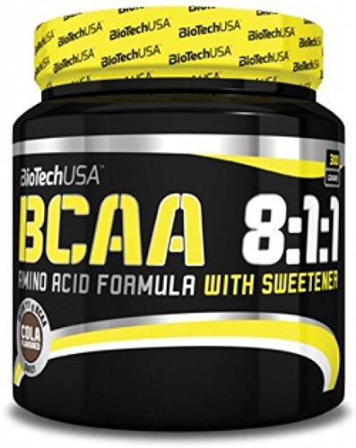 biotech-usa-bcaa-811-cola-1er-pack-1-x-300-g