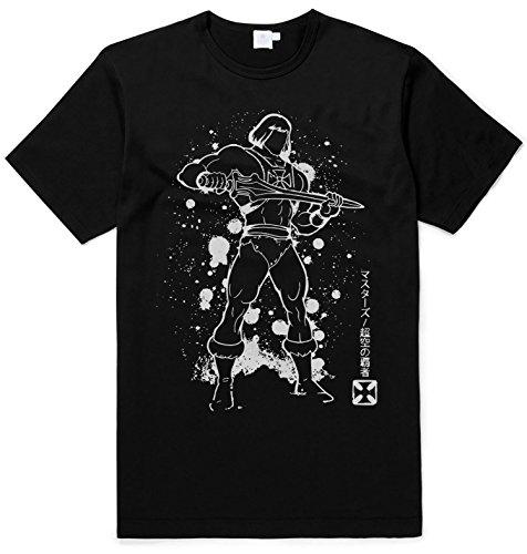 He-Man Masters Of The Universe Men's T-Shirt 80's Saturday Morning Cartoons T-Shirt
