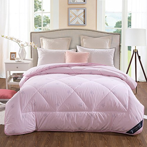 MMM Quilt Winter Thicker Keep Quilt edredon Core Cotton Double étudiant individuel Spring and Autumn Bedding ( taille : 150*200cm(2.5kg) )