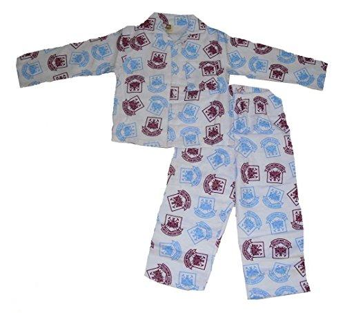 boys-west-ham-fc-wyncette-cotton-character-pyjamas-pajama-sleepwear-9-10-year