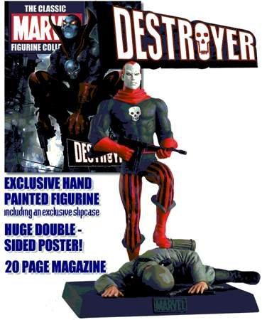Figurine plomb Marvel, Hors Serie - Destroyer