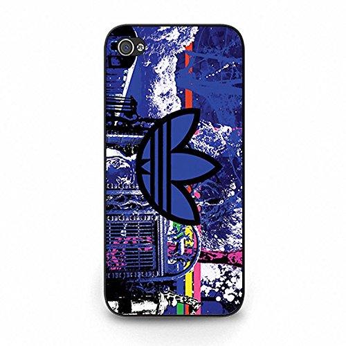Artistic Adidas Logo Plastic Phone Case for Iphone 6 Plus/6s Plus 5.5 inch Colour742