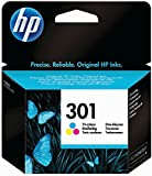 HP 301 Colour Ink Cartridge - Cyan/Magenta/Yellow