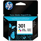 HP 301 Original Tintenpatrone dreifarbig, cyan/magenta/gelb