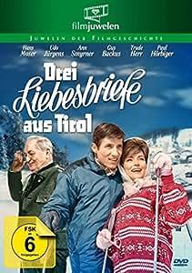 Drei Liebesbriefe aus Tirol (Filmjuwelen)