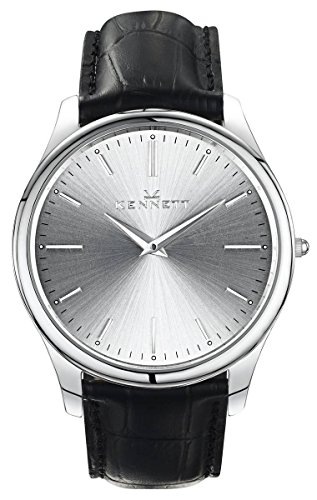 Mens Kennett Kensington Watch KSILSILBK