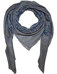 Superfreak® Baumwolltuch Indisches Muster 1°Tuch°Schal°100x100 cm°100% Baumwolle°alle Farben!!!