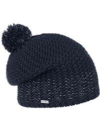 McBurn Reflective Pompom Hat Beanie Knit Beanie