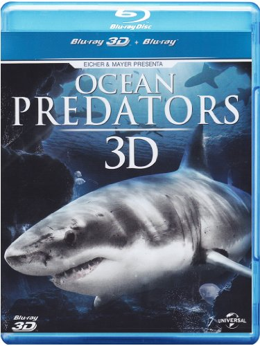 Ocean Predators 3D (Blu-Ray)