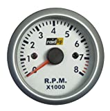 Raid HP Silver Line 660266 Rev Compteur Tableau De Bord Instrument