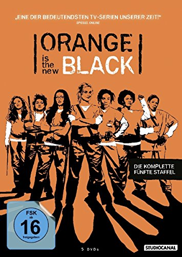 Orange is the New Black - 5. Staffel [5 DVDs]