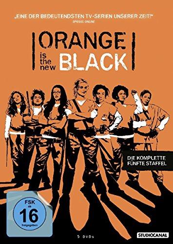 Orange is the New Black - 5. Staffel [5 DVDs]