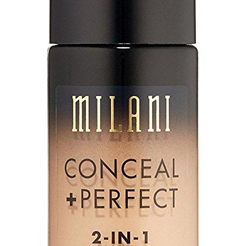 MILANI Conceal + Perfect 2-In-1 Foundation + Concealer - Medium Beige