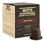 Note D'Espresso Cioccolato alla nocciola, Bevanda in capsule, 7 g x 100 Esclusivamente Compatibili con le macchine per…