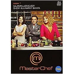 Masterchef season 1 (Polish Edition) [4DVD] [Region 2] (IMPORT) (Pas de version française)