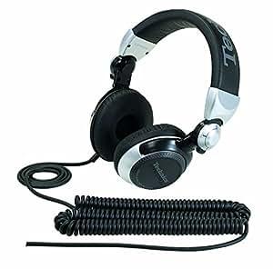 Panasonic RP-DJ1210E-S Over-Ear Headphone (Silver)