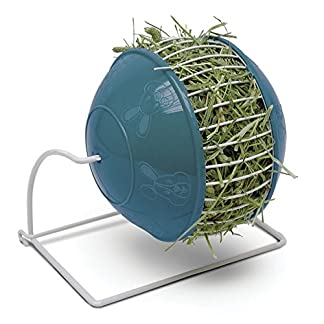 Interpet Limited Superpet Roll The Hay Wheel Interpet Limited Superpet Roll The Hay Wheel 51ueEftFjyL