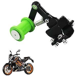Vheelocityin Bike/Motorcycle Chain Tensioner for Better Performance For Ktm 390 Duke Abs