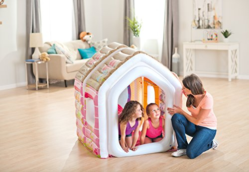 Prinzessinnen-Spielhaus (Intex) - 5