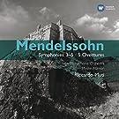 Sinfonien 3,4 & 5