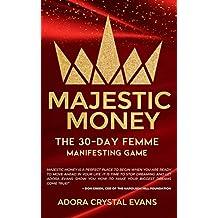 Majestic Money: The 30-Day Femme Manifesting Game (English Edition)