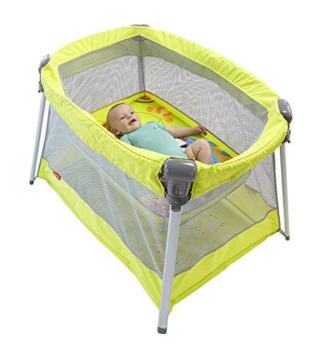 Baby Gear Mattel - Parque cuna de viaje Fisher-Price Mattel CHR23