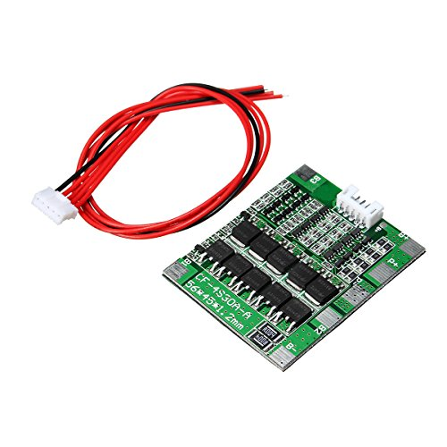 ILS - 4S 30A 14.8V Li-Ionen-Lithium-Batterie 18650 BMS Packs PCB Protection Board Gleichgewicht - Time-delay-schaltungen