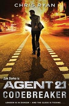 Agent 21: Codebreaker: Book 3 by [Ryan, Chris]