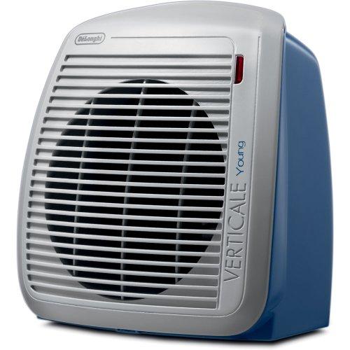 DeLonghi HVY1030BL 1500-Watt Fan Heater - Blue with Gray Face Plate by DeLonghi