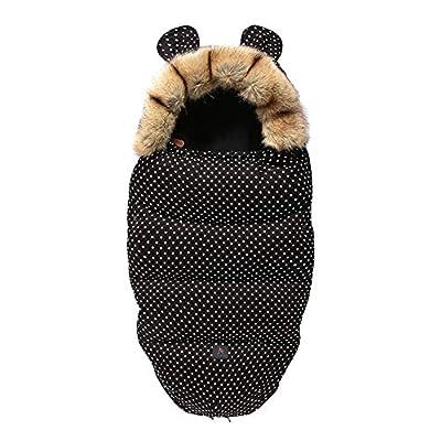Encantador Universal Saco de Silla Carritos Sacos de Abrigo Invierno Térmica Cómodo Aire Libre Windproof Adecuado Cochecito Silla de Paseo Sillas de Coche