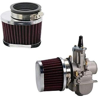 Hewen Air Filter For Kawasaki KX250 2006-2016 KX450 2006-2015 KX 250 KX 450 Motorcycle Air Filter Motor Bike Intake Cleaner