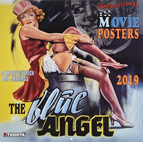 Movie Posters 2019: Kalender 2019 (Media Illustration) - Film Kalender