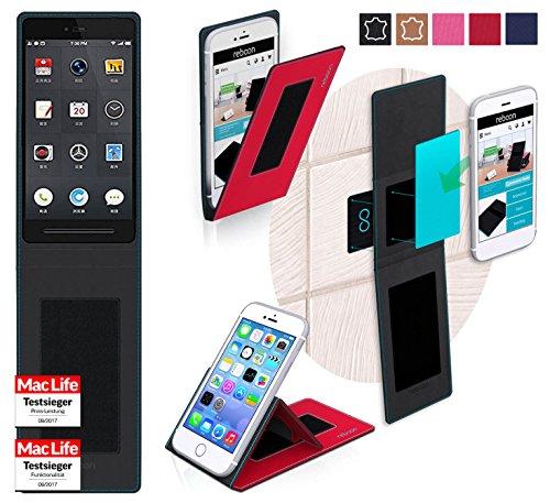 reboon Hülle für Smartisan T1 Tasche Cover Case Bumper | Rot | Testsieger