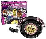 Das etwas andere Roulette-Spiel! Peppen Sie Ihre Partyrunde auf und spielen Sie dieses Spiel: vor Spielbeginn werden die Gläser mit Alkohol gefüllt. Der Spieler, der die Kugel wirft, legt die Zahl fest, auf die er setzt. Erscheint die Zahl, auf die der Spieler getippt hat, darf der Spieler zur Belohnung einen Kurzen trinken und es muss eine Aktion ausgeführt werden, die anhand der Zahl bestimmt wird. Hinweis: Das Spiel kann auch nur als Trinkspiel genutzt werden. Für bis zu 6 Spieler. Inhalt: Roulettescheibe (Ø 14 cm), 6 2cl-Gäser, Spielanleitung.