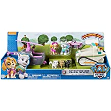 Paw Patrol Adventure Bay Animal Rescue [Skye and Everest]