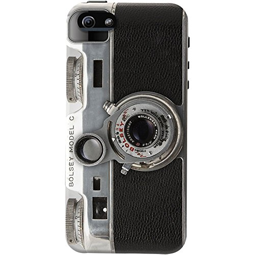 DailyObjects Bolsey Vintage Camera Case For iPhone SE